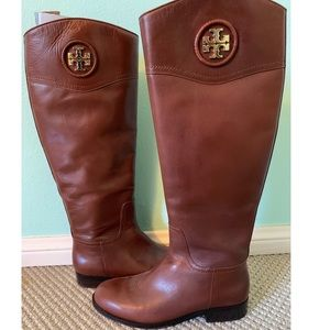 NWOT Tory Burch Riding Boots